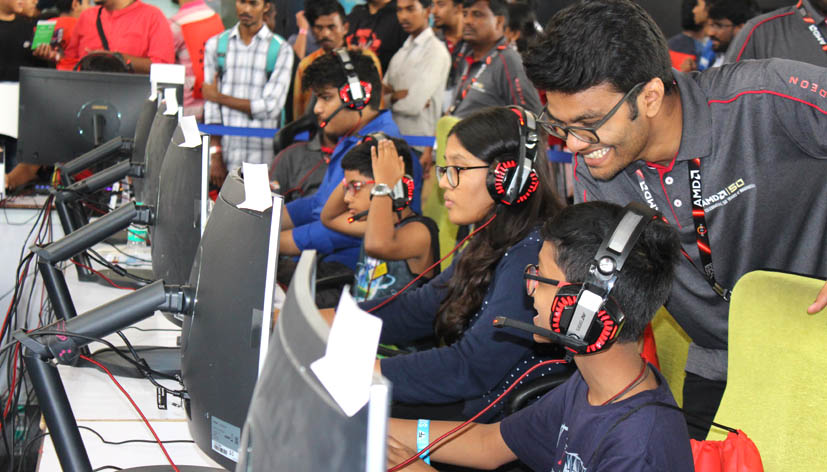 Amd Gameon Brings High Performance Gaming Experience To Hyderabad Technology For You